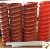 Precio acanalado plástico del conducto del HDPE