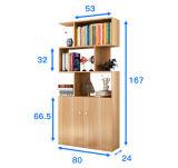 Module en bois de livre de couleur de type neuf