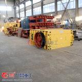 石のための二重ロール粉砕機が付いている大きい容量の砂メーカー