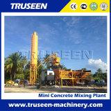 Tipo máquina concreta del transportador de correa de la construcción de una fábrica de mezcla de Hzs60