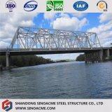 Frame de aço pesado da ponte da qualidade para o transporte com materiais da qualidade