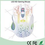 Nuevo estilo de juegos de ordenador ratones ópticos (M-74)