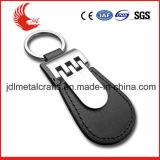 Venta directa Audi Keychain Keychain de cuero de encargo de Factroy