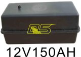 kasten-unterirdisch wasserdichter Batterie-Solarkasten der Solarbatterie-150A Boden