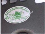 Az9725520278 RubberSteun voor de Vrachtwagen van HOWO Shacman FAW