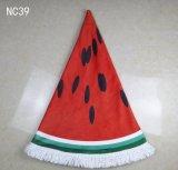 De Druk Microfiber van de Sublimatie van de watermeloen om Handdoek Beaach