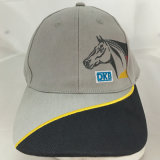 カスタマイズされたモザイクピークの刺繍の野球のスポーツの帽子