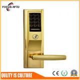 Smart en acier inoxydable de haute qualité avec lecteur RFID de serrure de porte