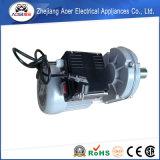 低いRpmの混合機によって連動させられる電動機