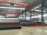Le grand dos en acier galvanisé de matériau de construction siffle la vente chaude sur le fournisseur de COM Chine d'Alibaba