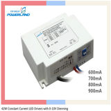 5 ans de garantie 42W 0,6 / 0,7 / 0,8 / 0.9A Constant Dimmable Current LED Driver