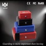 Mini casella di plastica portatile dei contanti del fornitore in maniera fidata della Cina