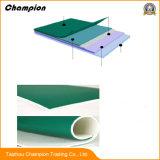 Plancher de sports en PVC pour la cour de tennis de table sportif multifonctionnel-de-chaussée Badminton sols sportifs