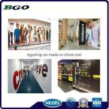 Vinyle adhésif autocollant PVC populaire (papier reliant 80 g de 120 g)