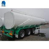 000-50000 Tri-Axle 45 litros para productos derivados del petróleo para la venta de remolques de acero inoxidable