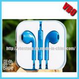 Multi-Color para os auriculares do fone de ouvido do iPhone (10P005)