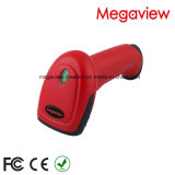 La couleur rouge du câble USB filaire Barcode Scanner Numérisation automatique avec Stand/support (MG-BS2243T)