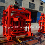 Manuelle komprimierte Block-Maschine der Massen-Qt4-40