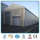Structure en acier galvanisé Sanhe H hangar de stockage de matériaux de construction de faisceau