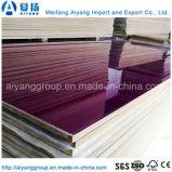 MDF van de Melamine van het meubilair Materiële van Shandong