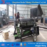 Kleingoldwaschmaschine, Goldtrommel-Bildschirm