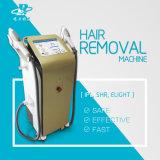 Efficace rimozione di raffreddamento IPL Elight dei capelli del cristallo di zaffiro del contatto velocemente