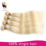 ブラジル7A等級のブロンドの女性613カラーまっすぐな人間の毛髪の束