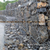 Rete galvanizzata tuffata calda della gabbia di Gabion