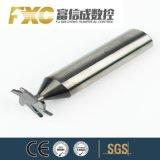 O OEM 3/4 Flautas carboneto sólido T-Slot Moinho Final