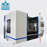Centro de Mecanizado Vertical CNC con 0.003 repitió la precisión de posicionamiento