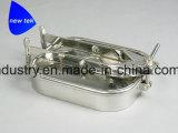 Санитарные мембранный клапан AISI 316 более малый нержавеющий ручно регулирует