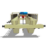 Двойной подкрановая балка движении мост крана на заводе