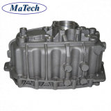Fonte d'aluminium personnalisée de basse pression en alliage de zinc pour des pièces de boîtier de vitesse