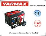Откройте верхнюю часть Silent тип портативный дизельный генератор с сильной власти