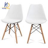 安い木足の椅子プラスチックPPのABS大人のための多彩な食事の椅子のEames Dsw Darの椅子