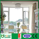 Double vitrage Aluminium Tilt Turn Window
