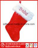 Горячая продажа шикарные Рождество Мишка с носки