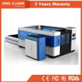 De Scherpe die Machine van de Laser van de Vezel van het Platform van de uitwisseling in China wordt gemaakt