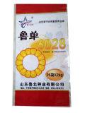 BOPP lamellierter Plastiklandwirtschaftlicher Reis, der pp. gesponnenen Beutel verpackt