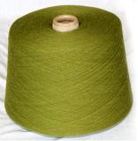 ヤクのウールか編む純粋なチベットヒツジのウールまたはかぎ針編みファブリックまたは織物またはヤーン