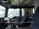 Carro 10 Tires Van Truck del camión del carro del cargo de HOWO 6X4