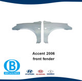 Véhicule-Aile 2006 d'accent de Hyundai 66321-1e000 66311-1e000