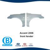 Accent 2006 auto-Stootkussen 66321-1e000 66311-1e000 van Hyundai