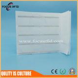 Etiqueta de papel extranjera impresa a todo color de la frecuencia ultraelevada Impinj RFID