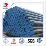 API 5L Gr. B Schedule 80 Tubo de aço carbono sem costura para a indústria do gás