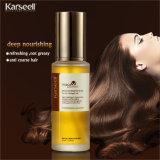 Масло волос Karseell для поврежденной метки частного назначения масла Argan волос