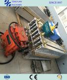 Colleuse de bandes de conveyeur, bandes de conveyeur épissant la machine, bandes de conveyeur joignant la presse