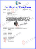 CSAの証明書が付いている現代ステンレス鋼の台所水栓
