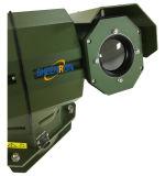 1km- 3km CMOS 두 배 센서 열 안전 PTZ 사진기