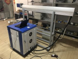YAG Laser Marcador em aço inoxidável cobre alumínio
